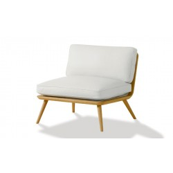 Fauteuil scandinave Spine design Space Copenhagen