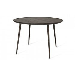 Table de repas ronde Accent design Space Copenhagen - Diamètre 110 cm, Sirka Grey